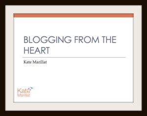 blogging-from-the-heart